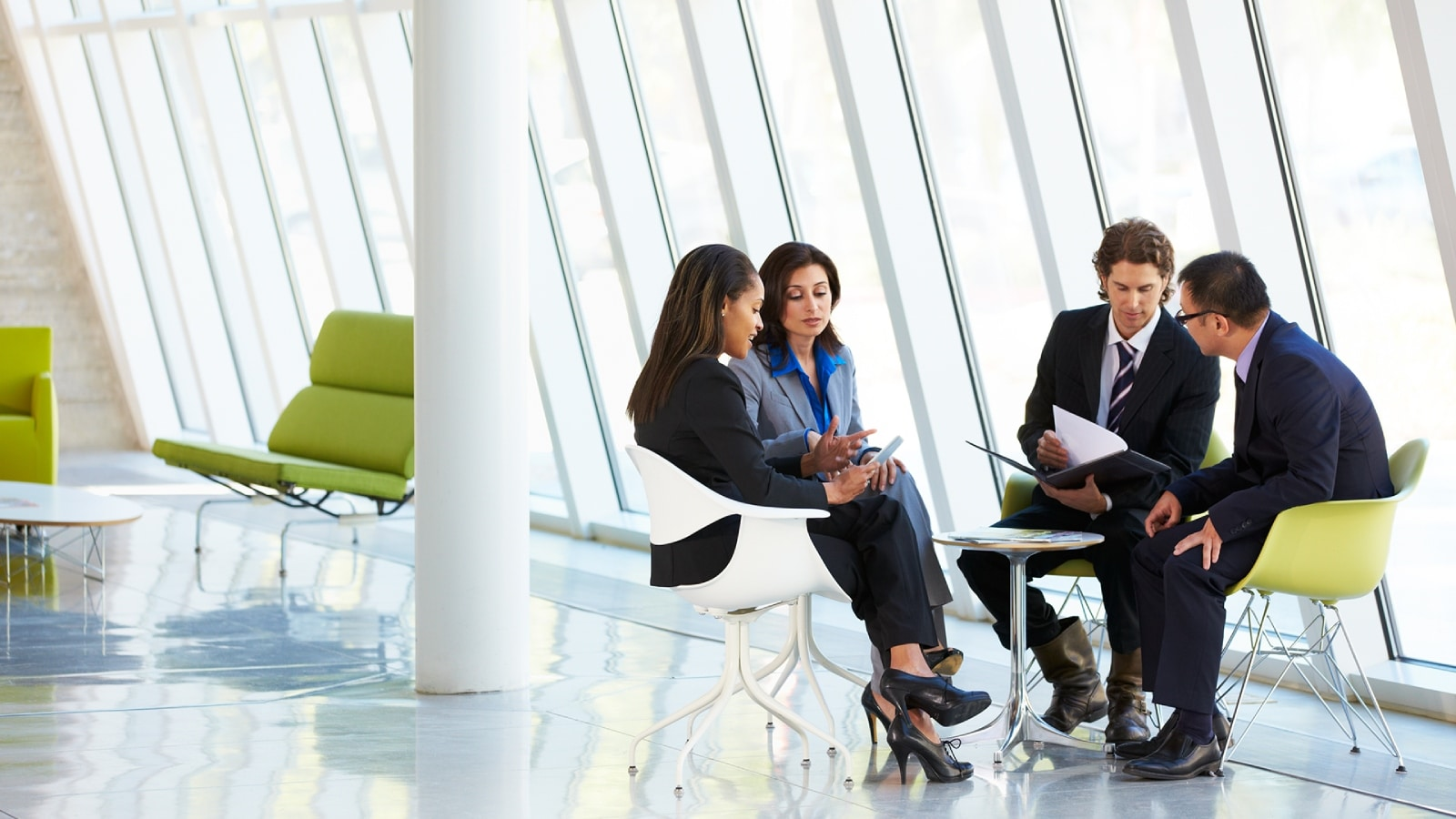 Lasting client relationships